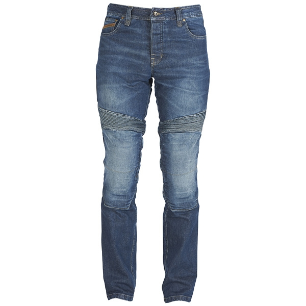 JEANS STEED, BLUE